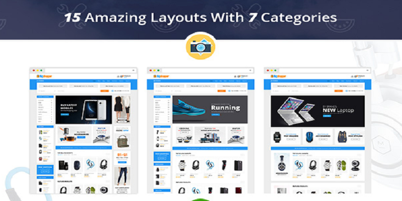 BigShopper - Multipurpose WooCommerce Theme