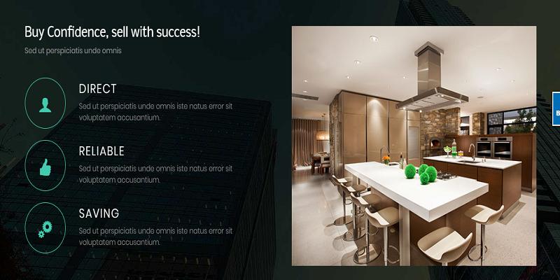 JSN Reta - Fully-fledged real estate template