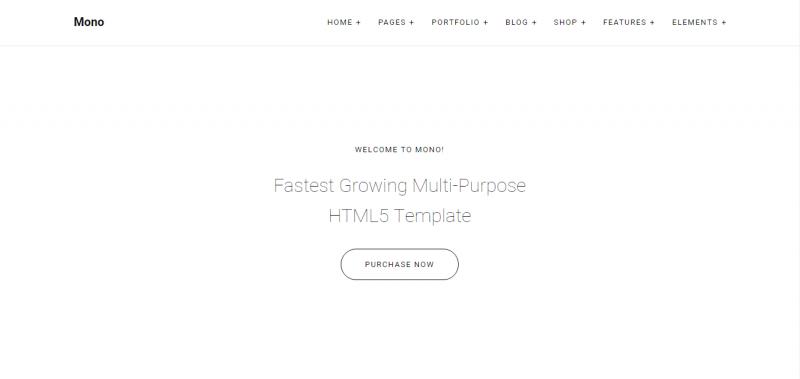 Novu - Modern & Creative HTML Template
