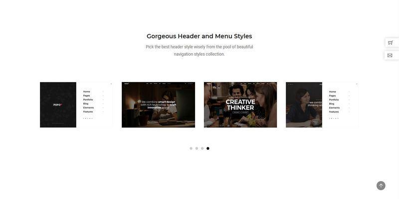 Pofo - Creative Agency, Corporate and Portfolio Multi-purpose Template