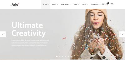 Arlo - A Fresh Theme for Tech & Digital Businesses