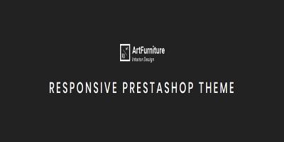 ArtFurniture - Responsive Prestashop 1.7 Theme