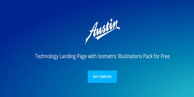 Austin - Technology Landing Page