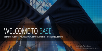 Base - Responsive MODX Theme