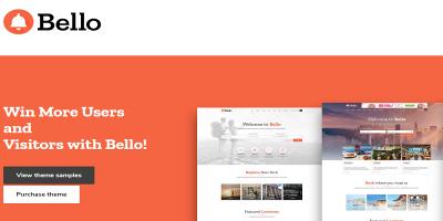 Bello - Directory & Listing WordPress Theme