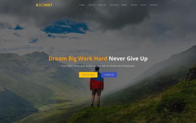 Bizmat - Multipurpose Business Template