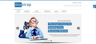 bizStrap - 6 in 1 Business + Admin