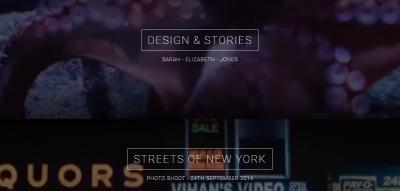Cinema - Portfolio/Product Showcase