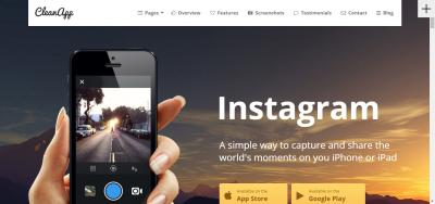 CleanApp - App WordPress Theme