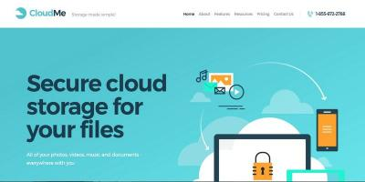 CloudMe - Cloud Storage & File-Sharing Services