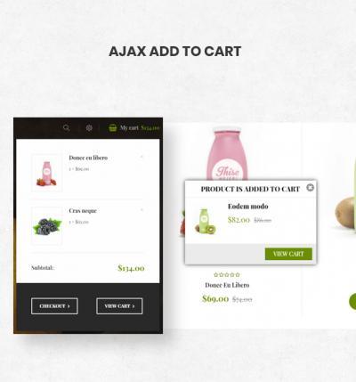 Colora - Organic Responsive WooCommerce WordPress Theme
