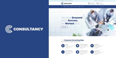 Consultancy - Business Agency Theme