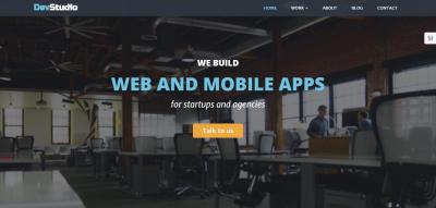 DevStudio - For Web Development Agencies