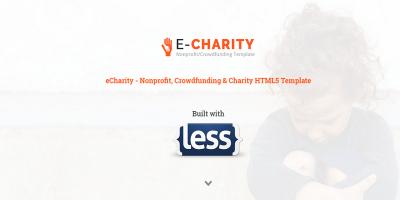 echarity - NonProfit Charity Fundraising