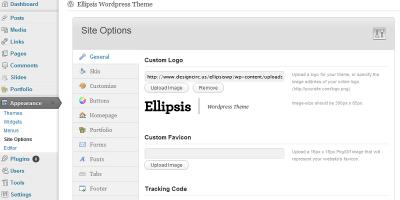 Ellipsis: Business and Portfolio Wordpress Theme