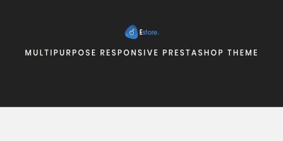 Estore - Responsive Prestashop Theme