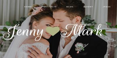 Everline - Wedding Joomla Template