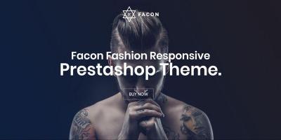 Facon - Fashion Responsive Prestashop Theme
