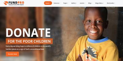 FundPro Charity - Charity Crowdfunding