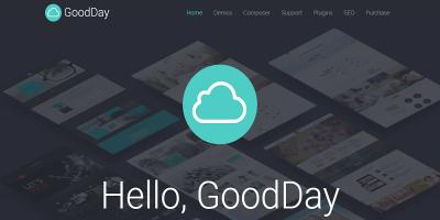 GoodDay - Multi-Purpose Responsive WordPress Theme