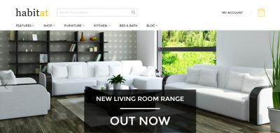 Habitat: Multi-Purpose WooCommerce Theme