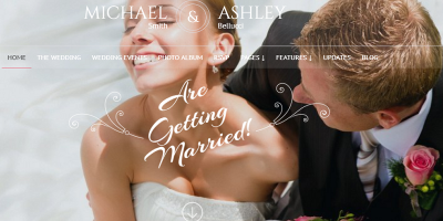 Honeymoon - Wedding & Wedding planner WordPress