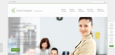 InnoCompany - Multipurpose Corporate Drupal theme