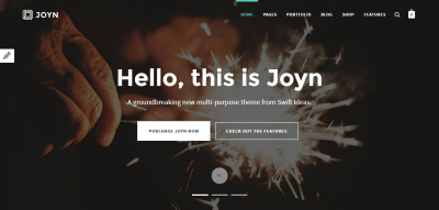 JOYN - Creative Multi-Purpose Theme
