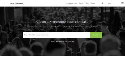 Knowledge Base - Helpdesk - Wiki - FAQ WordPress Theme