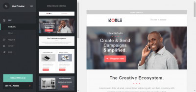 Koble - Business Email Set