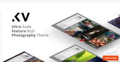 Kreativa - Photography Theme for WordPress