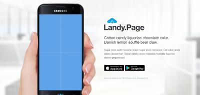 Landy.Page - Responsive Retina Landing Page
