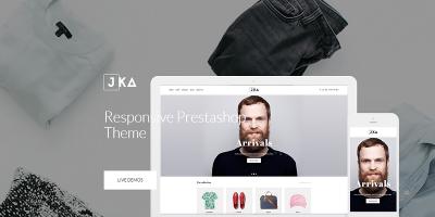 Leo Jka - Multistore Prestashop Theme for Fashion - Shoes - Watch - Bag