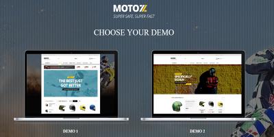 Leo Moto Responsive Prestashop 1.7.x & 1.6.x Theme for Motor - Helmet - Sport - Multi-stores