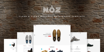 Leo Shoes World Responsive Prestashop Theme for Fashion - Shoes - Multistores