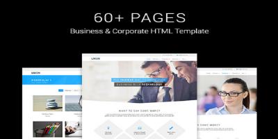 Liven - Modern Corporate - Business & Portfolio HTML5 Template