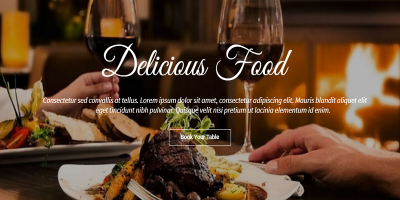 Madison - WordPress Restaurant Theme