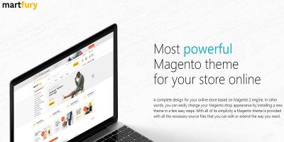 Martfury - Multipurporse eCommerce Magento 2 Theme