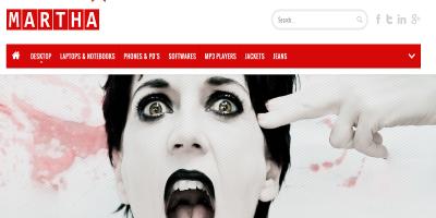 Martha - Woocommerce WordPress Theme