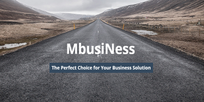 MbusiNess - Responsive Joomla Business Template