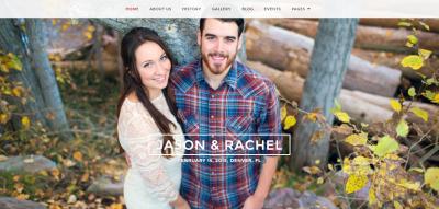 Merit - Responsive WordPress Wedding Theme