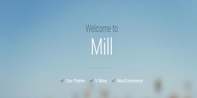 Mill - Modern WooCommerce Theme (aka Mommerce)