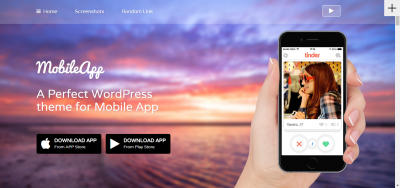 MobileApp - Awesome WordPress