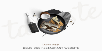 Morsel - A Delightful Restaurant and Café Theme