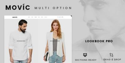 Movíc - Responsive Shopify Theme