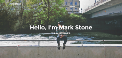 MStone - Resume Portfolio