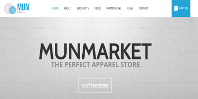 Munmarket - A One and Multi Page Ecommerce Theme