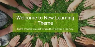 New Learning - Premium Moodle Theme
