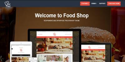 Organic Food - Bakery Responsive Prestashop Theme