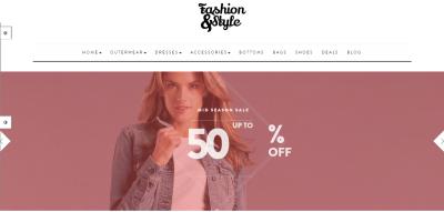 Pav Fashion Responsive Opencart Theme